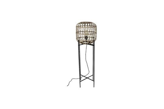 Bamboe Quinta vloerlamp