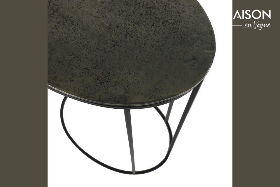 Een sculpturale tafel