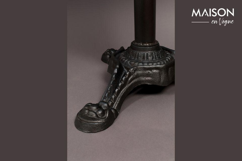 De natuurlijke marmeren bovenkant voegt stijl en charme toe aan dit model
