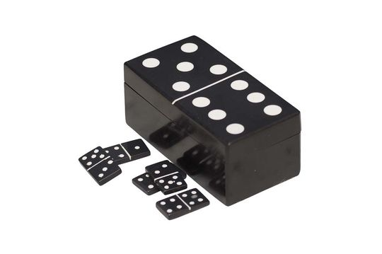 Black Payns Dominoes Box