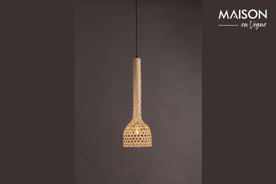 Boo-Hanglamp in natuurlijke kleur Dutch Bone