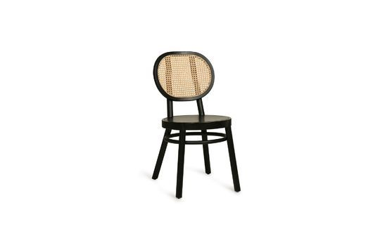 Broglie retro rieten stoel