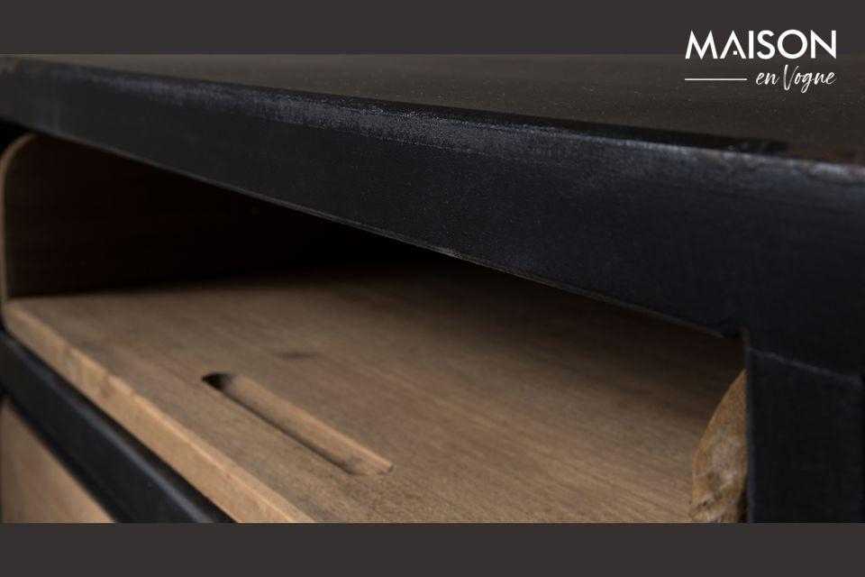 Het is het perfecte meubelstuk om alles in op te bergen