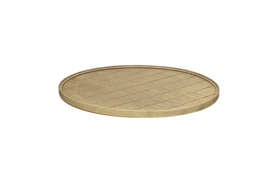 Praktisch en elegantie van een bamboe dienblad