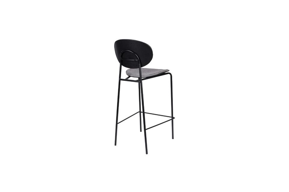 Donny Grey Counter Stool - 9