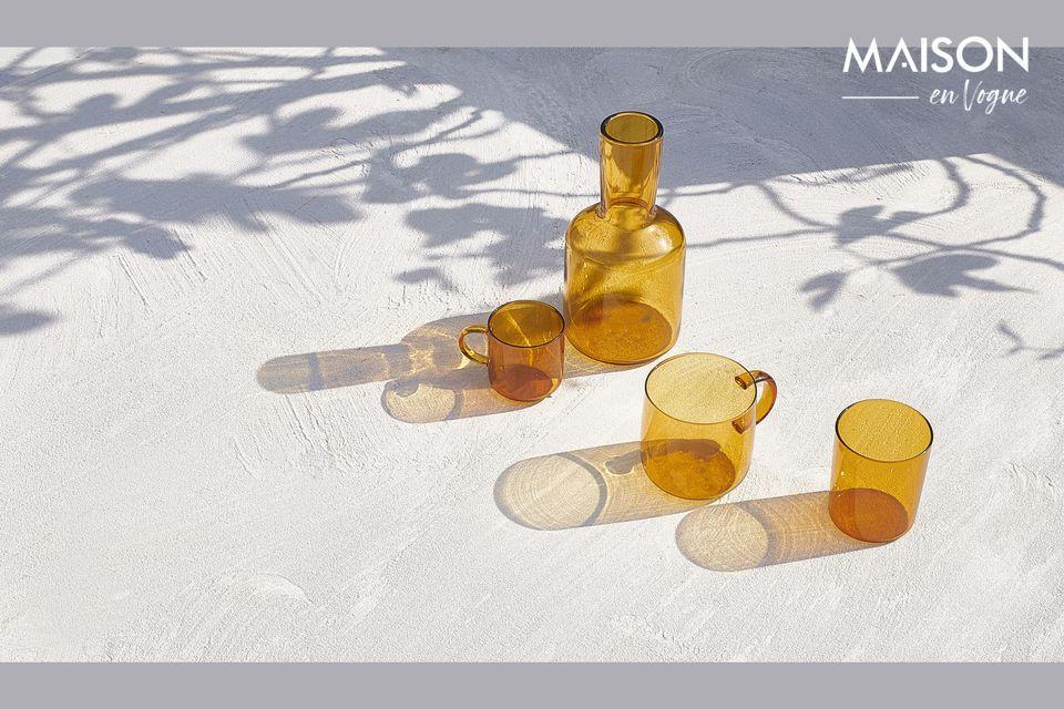 Trakteer uzelf op deze 4 prachtige, ultra-resistente Lassi-cups