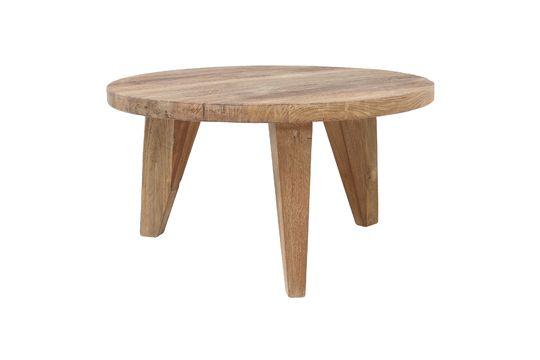 Elan teakhouten salontafel maat M Productfoto