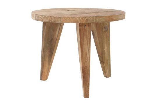 Elan teakhouten salontafel maat S