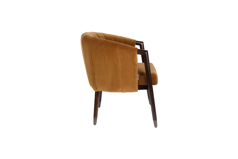 Fauteuil Tammy Whisky - 9