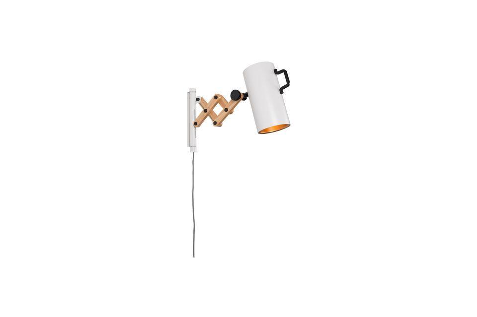 Flex wandlamp wit - 9