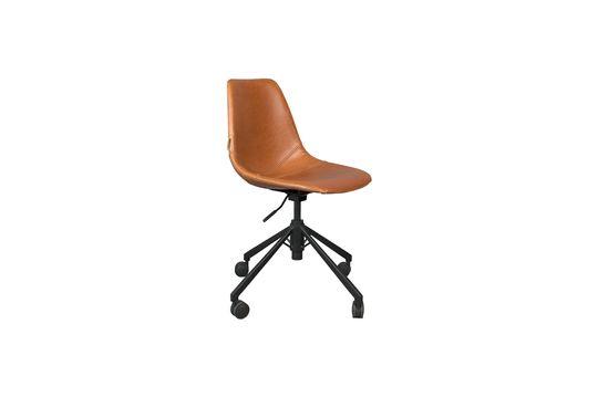 Frankische bruine bureaustoel