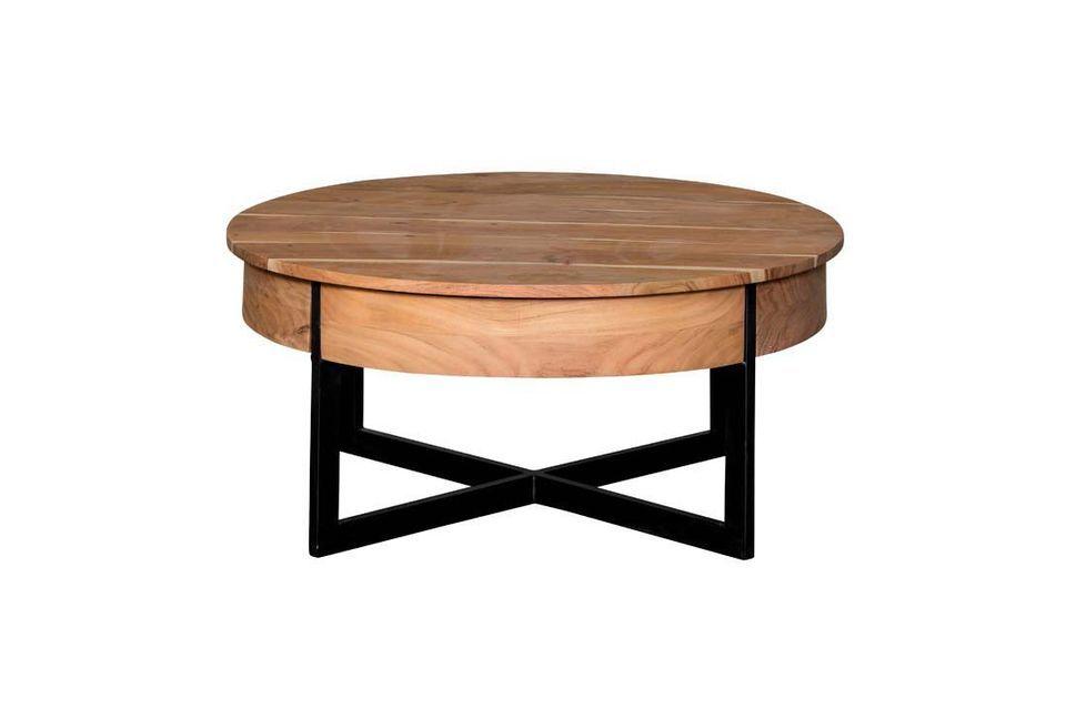 U zult de praktische kant van deze tafel waarderen