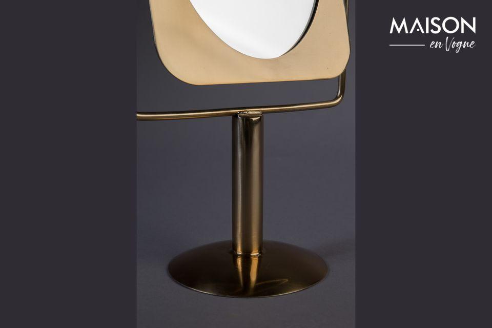 Een praktische spiegel met een uitgekiend design