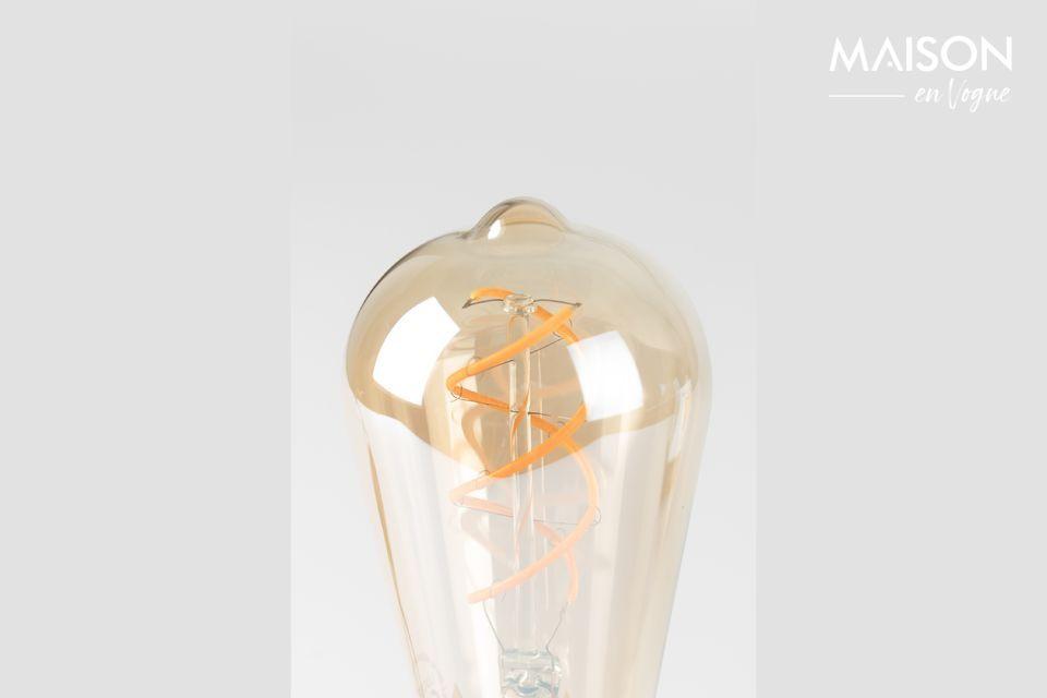 Een designlamp