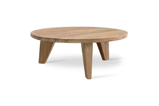 Greffeil salontafel in hout
