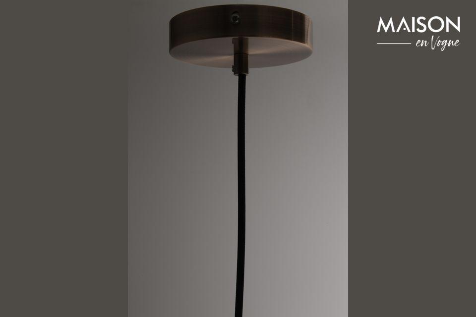 Zet het licht in het hart van uw woonkamer met deze ophanging