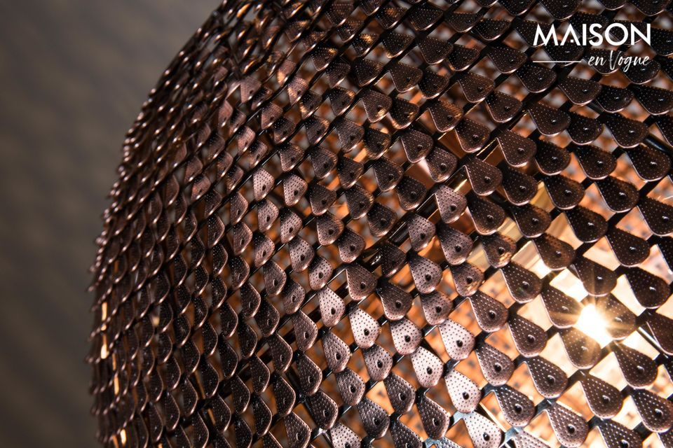 Hanglamp Cooper Ronde 40 centimeter - 8