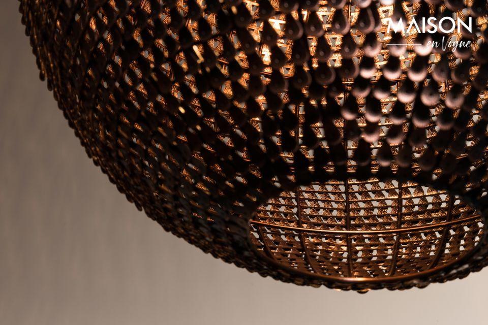 Hanglamp Cooper Ronde 40 centimeter - 10