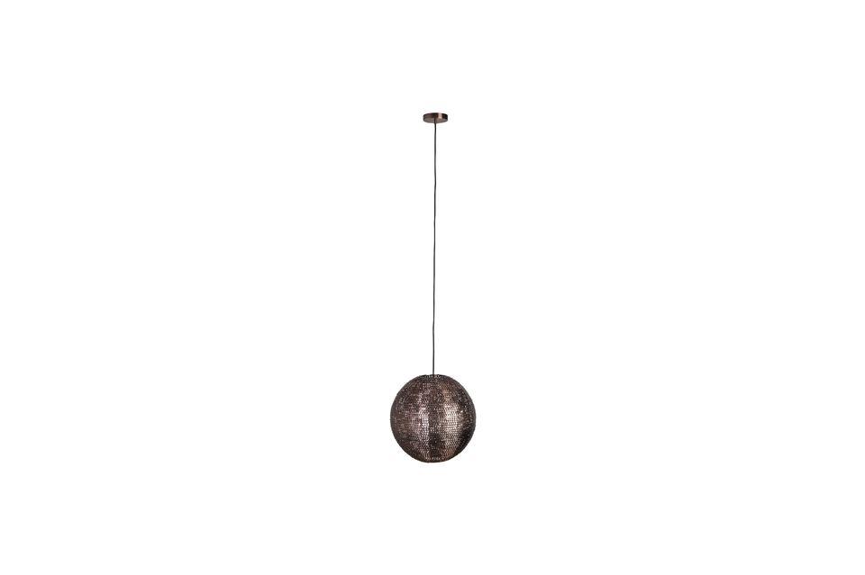 Hanglamp Cooper Ronde 40 centimeter - 12