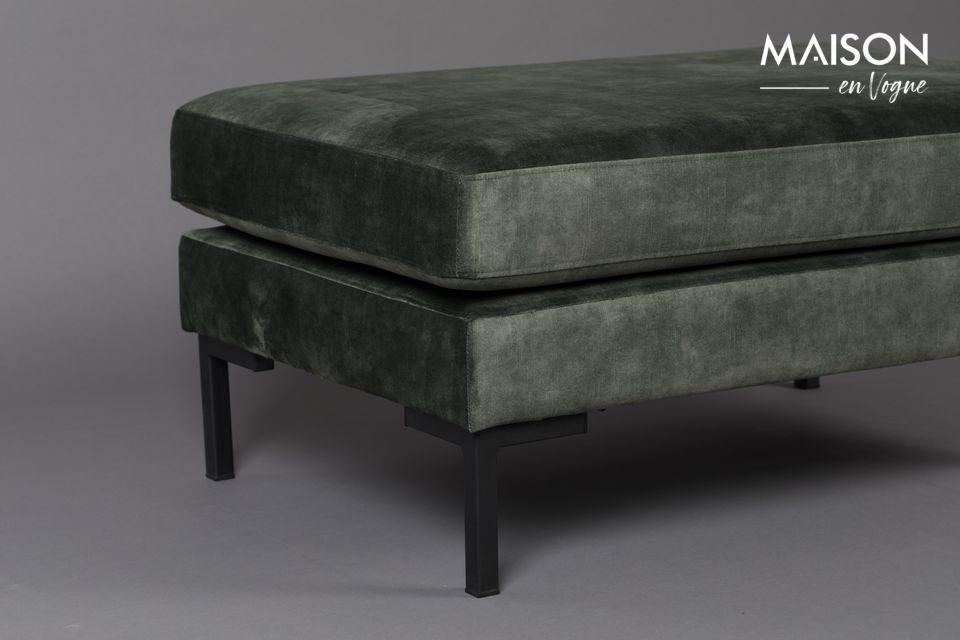 U kunt hem alleen gebruiken of combineren met de bijpassende 3-zitsbank en -fauteuil om een
