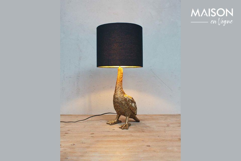 Een origineel licht voor een speelse en chique decoratie