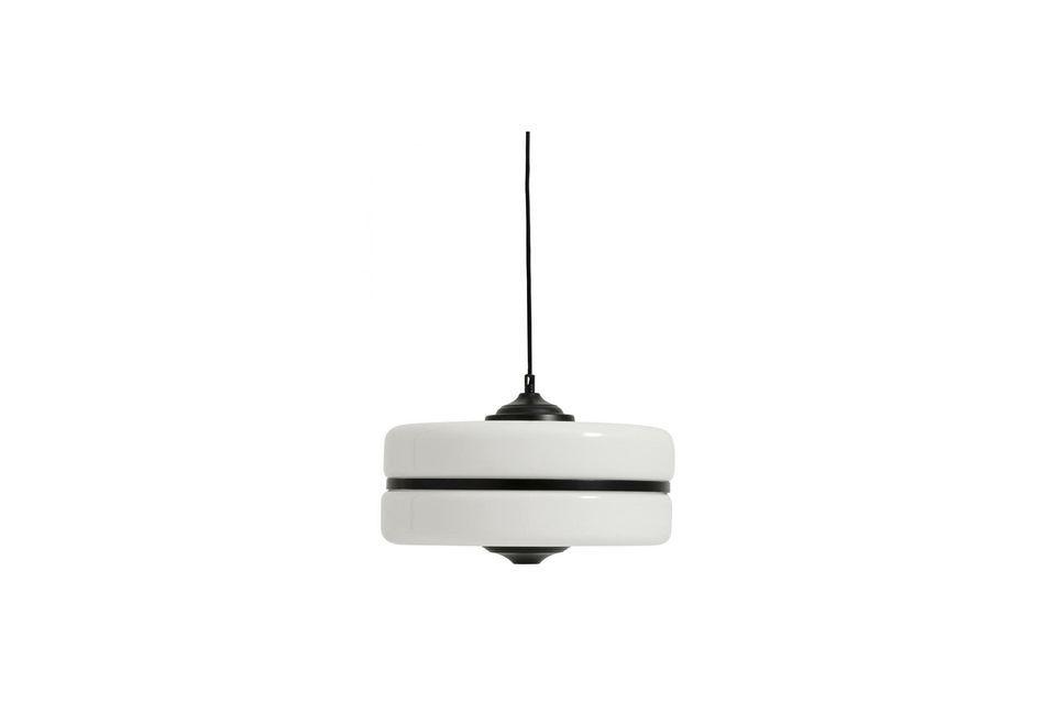 Combineer design met een bijna futuristische esthetiek dankzij de Icon-ophanging ontworpen door