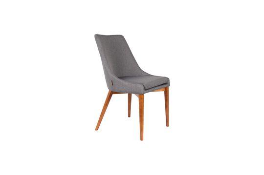 Juju stoel in grijze stof