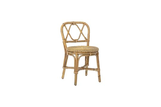 Julietta rotan stoel Productfoto