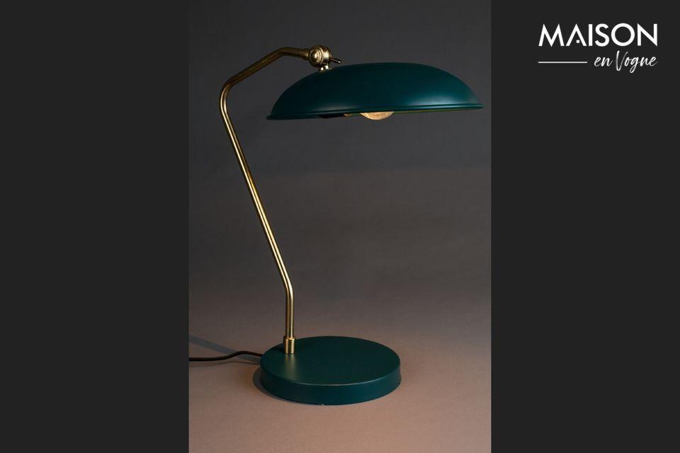 Liam eend blauw bureaulamp - 4