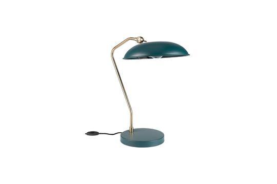 Liam eend blauw bureaulamp Productfoto