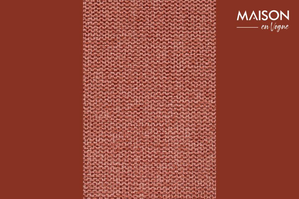 De zitting en de rugleuning zijn gemaakt van multiplex bekleed met polyurethaanschuim voor maximaal
