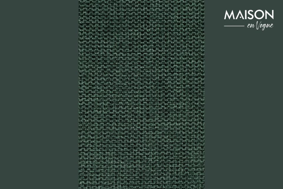Het multiplex van de rugleuning en de zitting is bekleed met polyurethaanschuim met een dichtheid