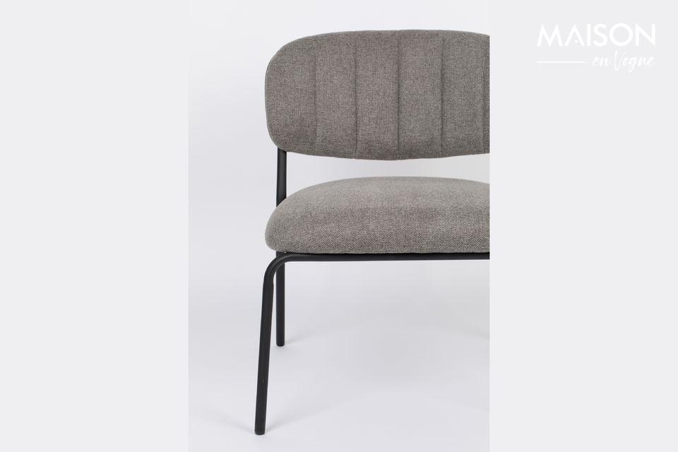 Een comfortabele en elegante stoel