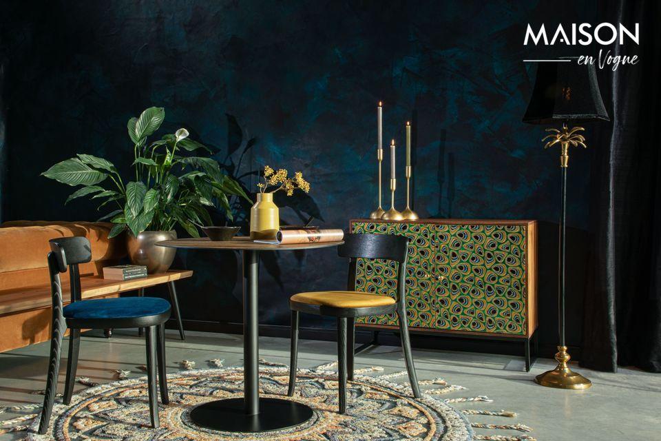 Design dressoir in mangohout