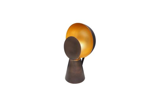 Minilamp Hide & Seek zwart en goud
