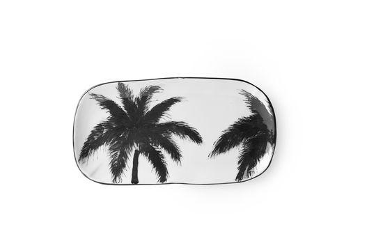 Porseleinen Fréthun Palmbakje