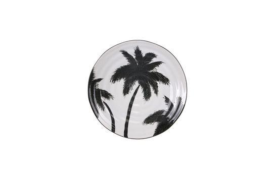 Porseleinen Fréthun Palmplaat
