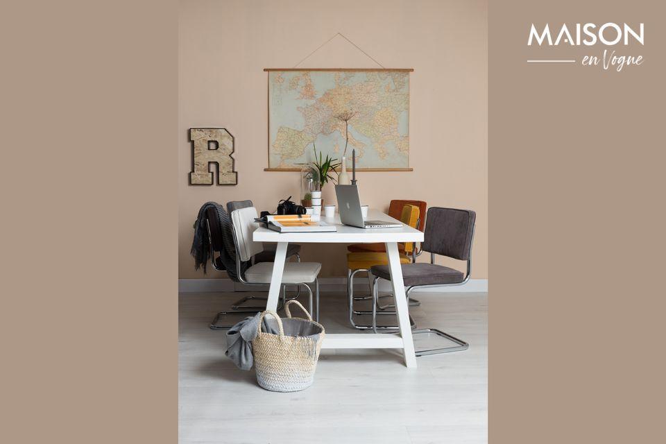Een modulaire stoel met een innovatief ontwerp