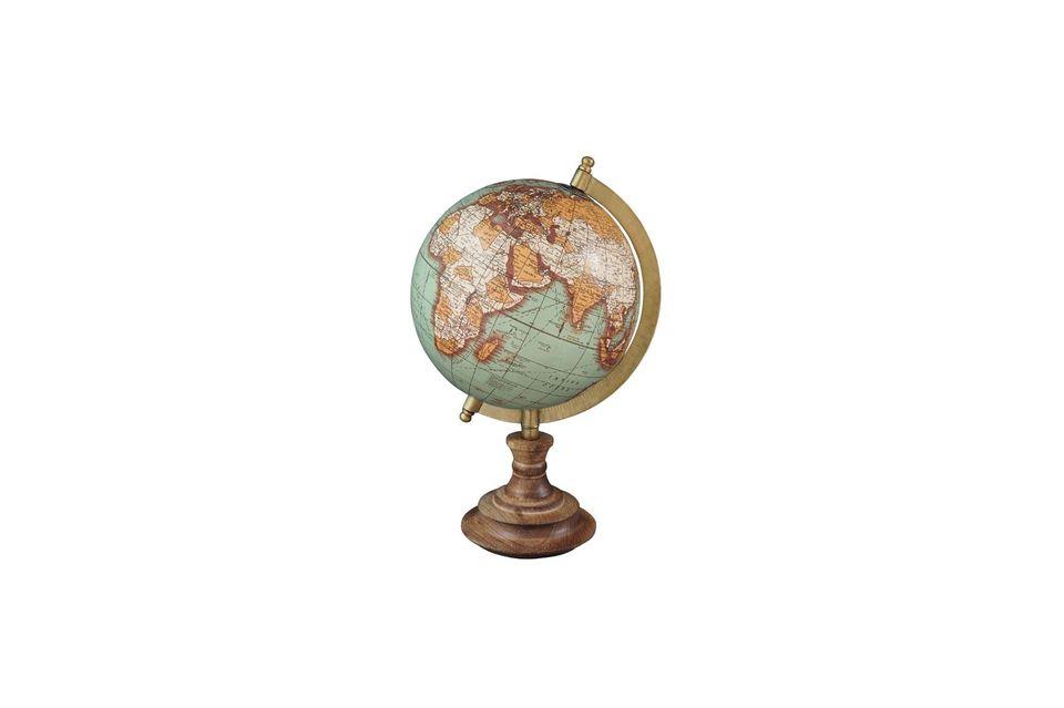 De Riverie-wereldkaart