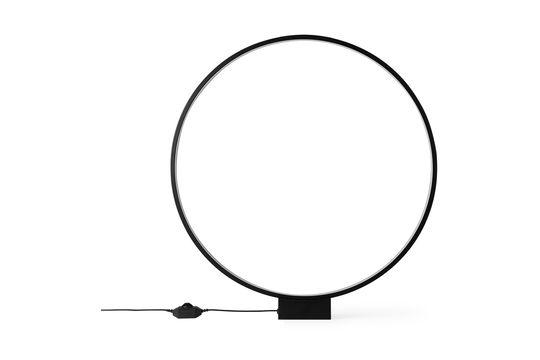 Ronde Collat-tafel lamp Productfoto