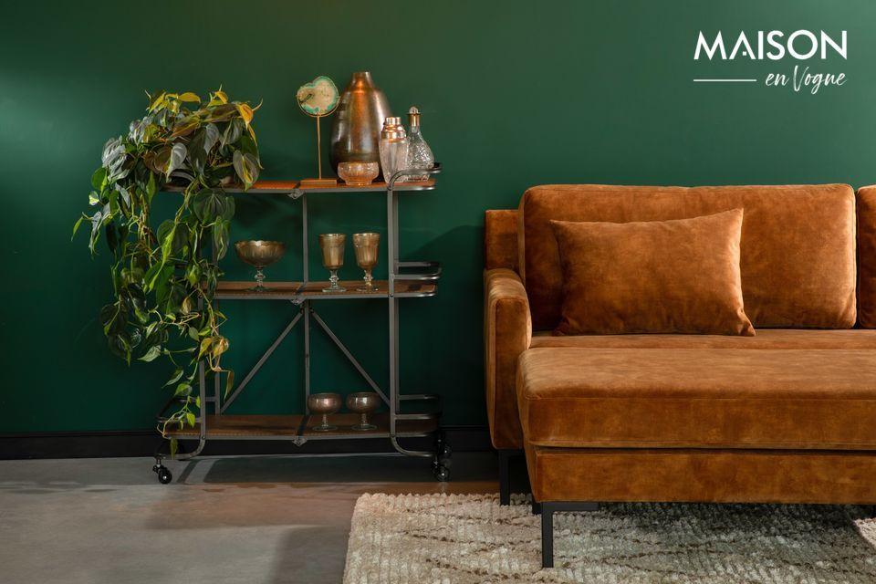 Een slim, functioneel meubelstuk dat na gebruik gemakkelijk op te bergen is