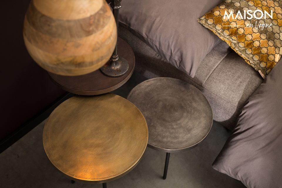 Ideaal voor zowel de woonkamer als de slaapkamer
