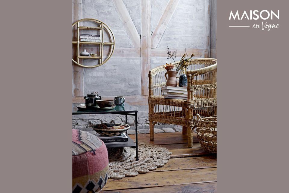 Een strakke plank voor uw interieur