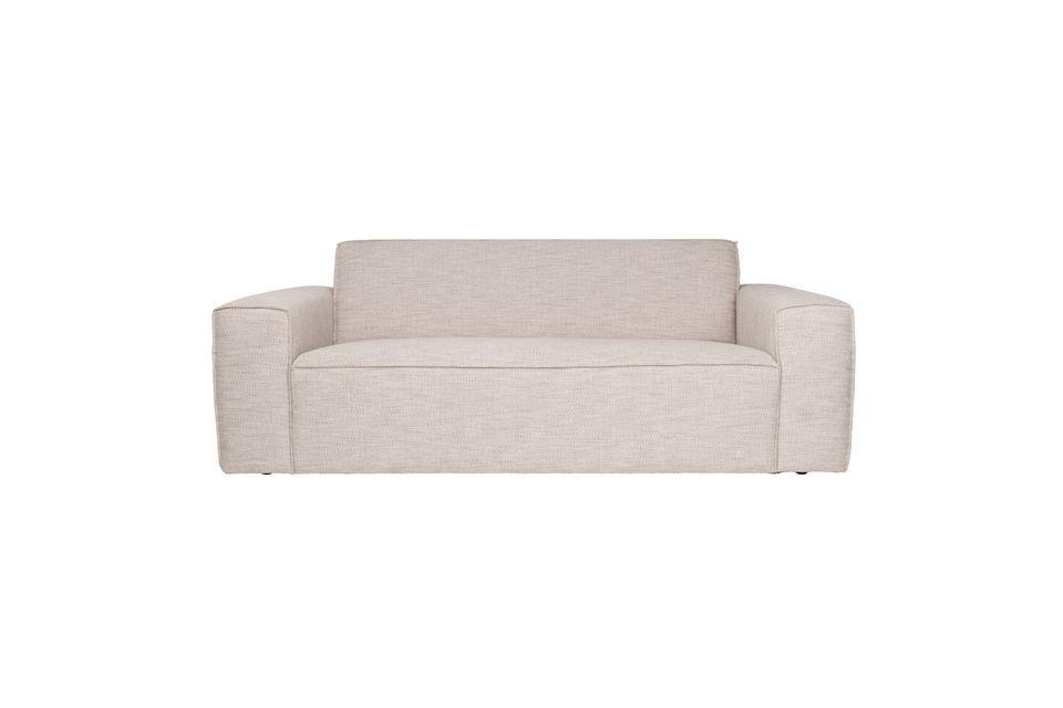 Voor een harmonieus effect kunt u het combineren met de bijpassende fauteuil