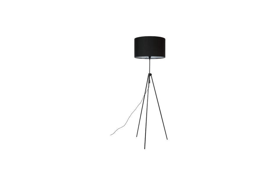 Staande lamp Lesley Black - 4