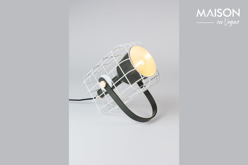 Tafellamp Witte Kooi White Label