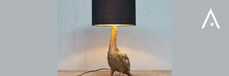 Tafellampen Chehoma