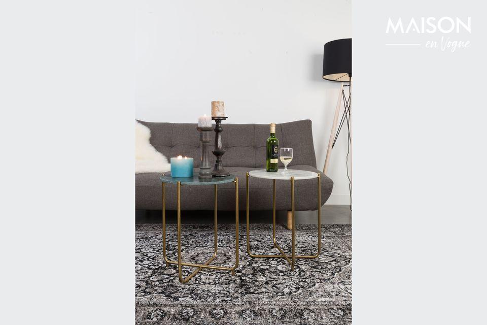Dit accessoire verleidt met zijn elegantie en stijl die zowel natuurlijk als geraffineerd is