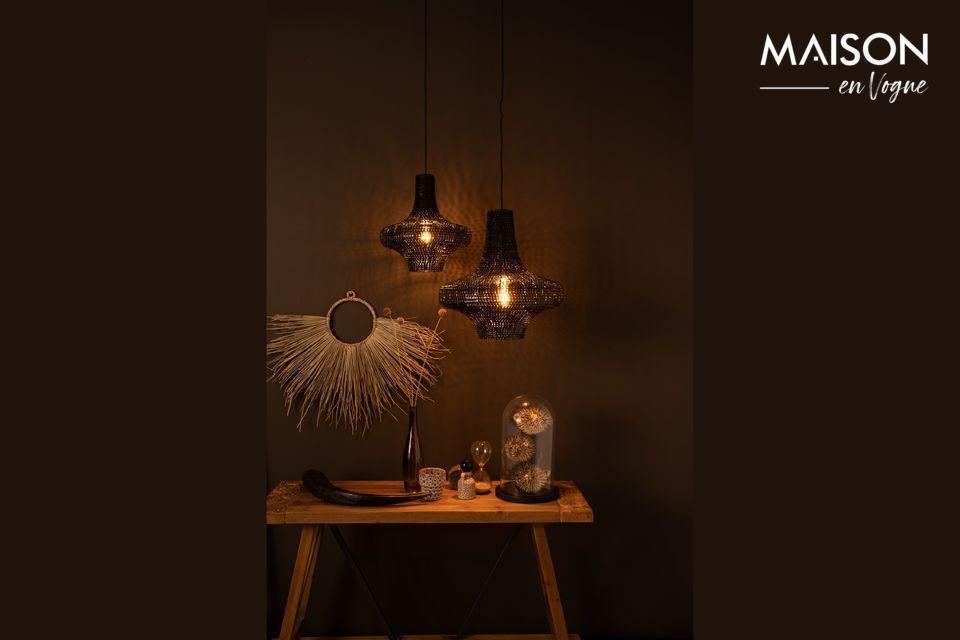 Originele hedendaagse lamp