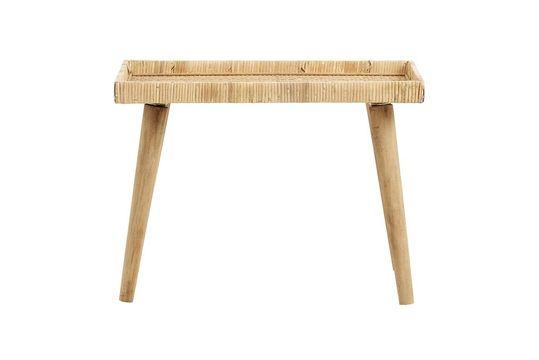 Turn Table in rotan